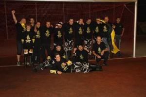 Unsere Meister 2014: Jugendmannschaft des MSC Ubstadt-Weiher