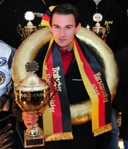 Unser Meister 2011 & 2012: Sascha Friedrich