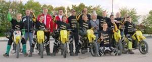 Unsere Meister 2012: Jugendmannschaft des MSC Ubstadt-Weiher