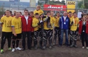 Unsere Meister 2013: Jugendmannschaft des MSC Ubstadt-Weiher