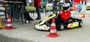 Kart Slalom