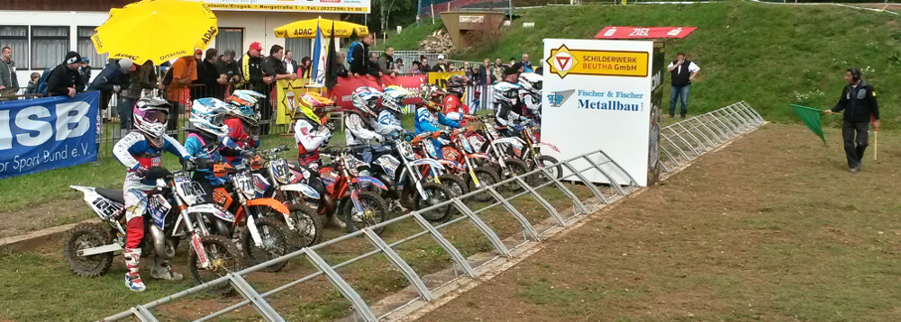 Motocross 65ccm Start 2015