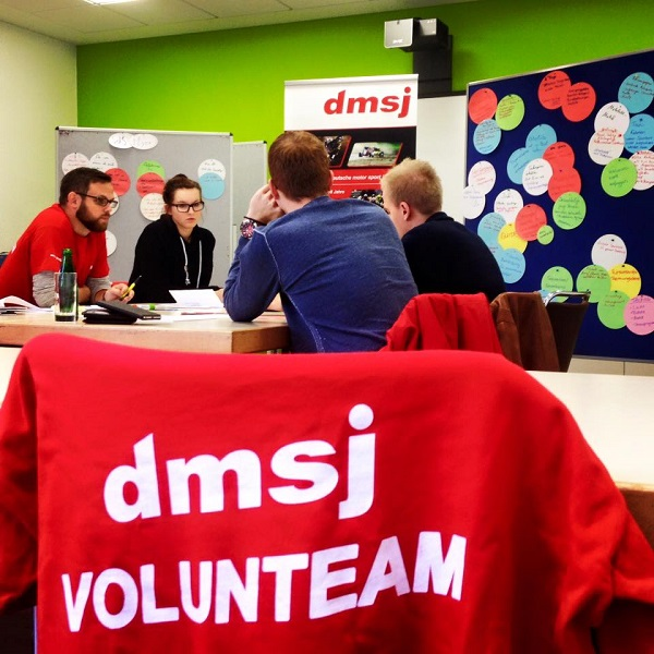 Volunteam_Newsmeldung