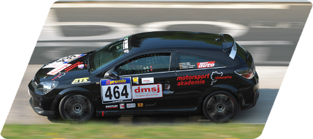 Nachwuchs Automobilsport - Youngster-Racing-Team
