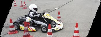 Nachwuchs Automobilsport - Kart