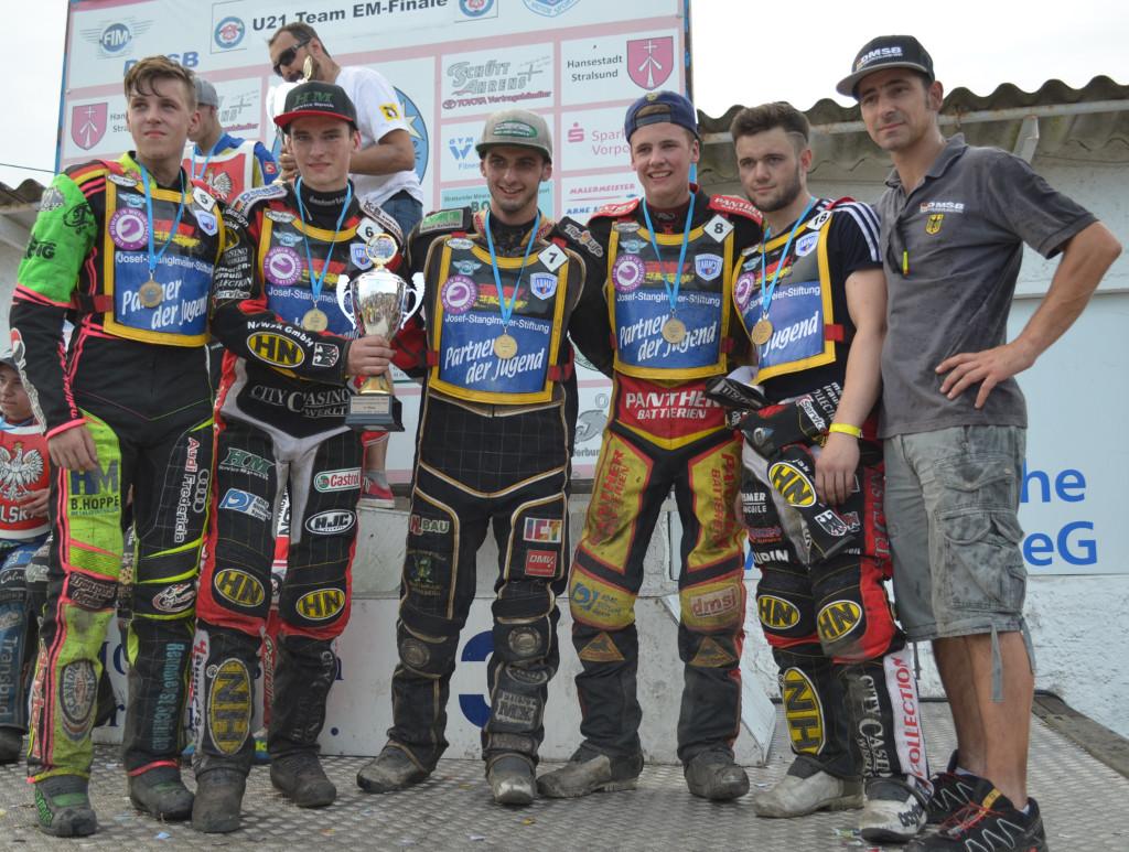 Speedway U21 EM - Mannschaft