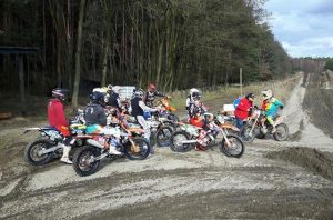 dmsj Kadertraining Enduro